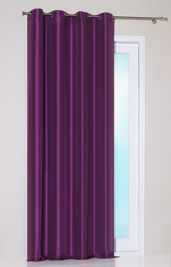 senvorhang sen vorhang gardine 245x140 lila ebay. Black Bedroom Furniture Sets. Home Design Ideas