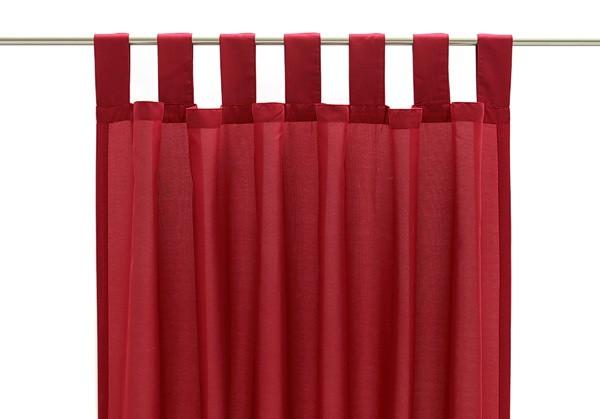 schlaufenschal schal schlaufe gardinen schals vorhang. Black Bedroom Furniture Sets. Home Design Ideas