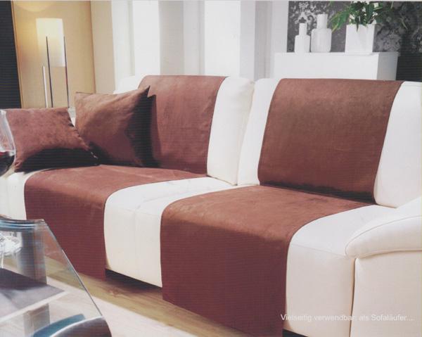sofal ufer tischl ufer sessell ufer sessel l ufer alcantaraoptik 50x200 schwarz ebay. Black Bedroom Furniture Sets. Home Design Ideas