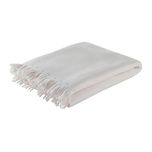 Ikea Decke Weiß : ikea tagesdecke 130 x 170 cm plaid decke polarvide wei ebay ~ Michelbontemps.com Haus und Dekorationen