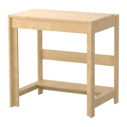 IKEA Kinderschreibtisch 034 Laiva Kompakter Schreibtisch BxTxH
