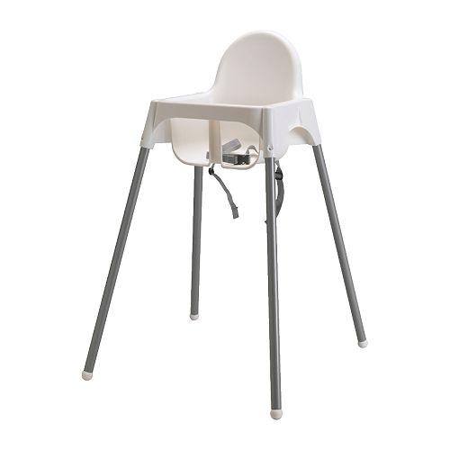 Ikea Toddler Bed Mattress Pad ~ IKEA Kinderstuhl Antilop Hochstuhl Babystuhl in WEISS