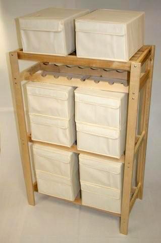 weinregal flaschenregal getr nkekistenregal holz regal ebay. Black Bedroom Furniture Sets. Home Design Ideas