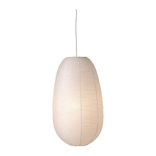 Ikea Papierlampe Väte Hängeleuchtenschirm 52cm Hoch Neu Ebay