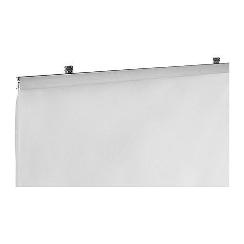 ikea laufleiste beschwerung 60cm kvartal f r gardine mit 60cm breite neu ebay. Black Bedroom Furniture Sets. Home Design Ideas