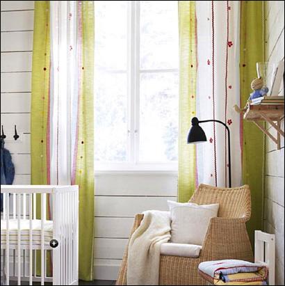 ikea kindervorh nge fabler bard 2 er pack 300x120cm neu ebay. Black Bedroom Furniture Sets. Home Design Ideas