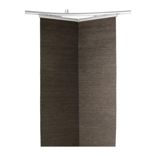 ikea klappbare schiebegardine evabritt gardine raumteiler. Black Bedroom Furniture Sets. Home Design Ideas