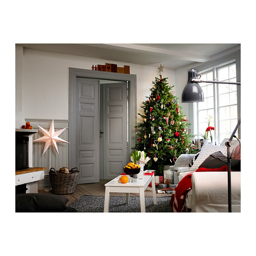 ikea stand lampe strala de no l toile lampe hauteur 120 cm argent neuf. Black Bedroom Furniture Sets. Home Design Ideas